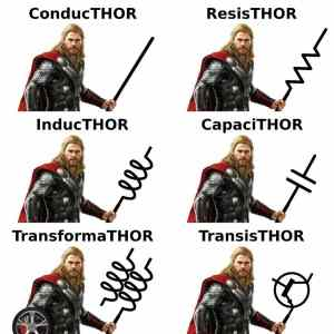 -Thor 27s Components -